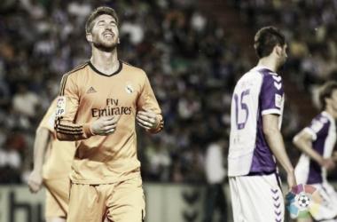 Real Madrid empata com o Valladolid e vê título da La Liga ficar distante