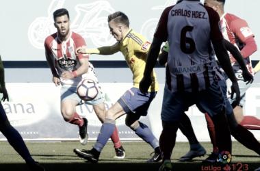 Cádiz y Lugo firmaron tablas   Foto: LaLiga