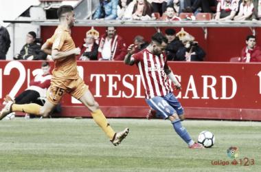 Rubén García esta temporada / Imagen: La Liga