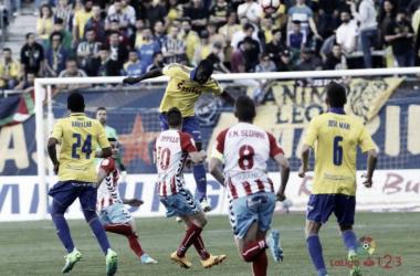 Cádiz CF - CD Lugo: puntuaciones del Cádiz, jornada 33 de LaLiga 1|2|3