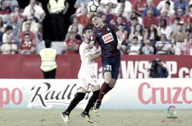 Al Eibar se le resiste el Pizjuán
