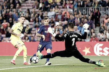 Resumen temporada Villarreal CF, puntuaciones portería: una temporada con largas lesiones