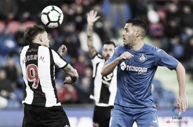 El Getafe jugará en Talavera de la Reina. | Foto: laliga.es