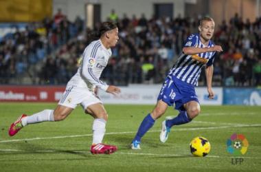 Deportivo Alavés 2013-2014: defensas