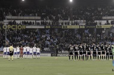 Real Zaragoza - Real Oviedo: Puntuaciones del Real Oviedo, jornada 18 de Segunda División 2016