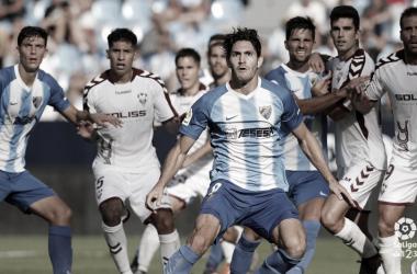 Previa Albacete BP - Málaga CF: la tercera plaza en juego