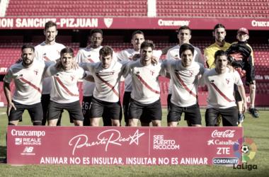 Próximo rival: Sevilla Atlético