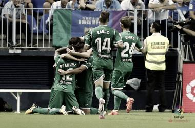El Leganés busca ganar fuera de casa siete meses después