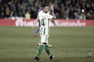 """Rubén Castro: """"Seguiré yendo al estadio a animar al equipo"""""""