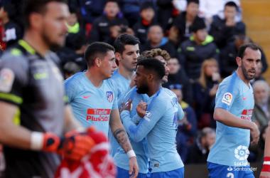 El Rayo Vallecano se queja del arbitraje frente al Atlético