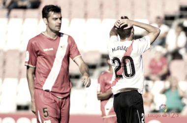 Marc Gual, la esperanza del Sevilla Atlético