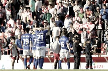 CD Lugo - Real Oviedo: puntuaciones del Real Oviedo, jornada 34 Segunda División