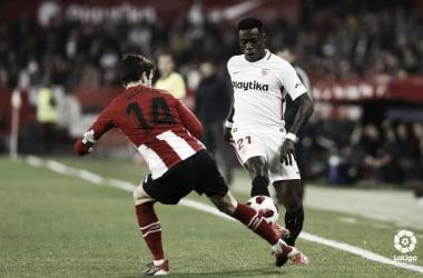 Resultado Sevilla FC 2-0 Athletic Club de Bilbao en La Liga Santander 2019