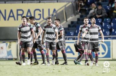 Un Granada CF 'enchufado', y un estadio maldito para el Sporting