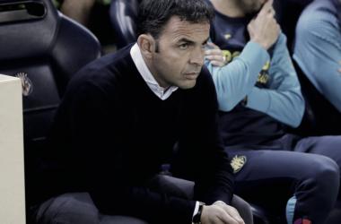 """Javi Calleja: """"Hemos jugado recuperando nuestra mejor versión"""" / Foto: La Liga"""