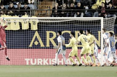 Villarreal - Leganés: puntuaciones del Leganés, jornada 33 de la Liga Santander