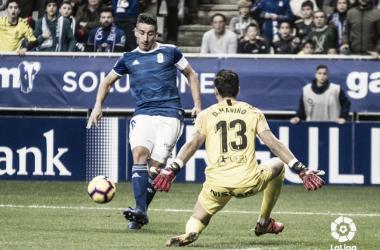 """Diego Mariño: """"Nos ha venido bien el cambio de entrenador"""""""