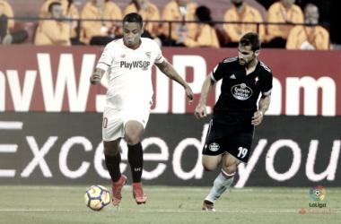 Triunfo sufrido del Sevilla antes de jugarse la Champions