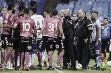 CD Tenerife - Real Zaragoza: una victoria para comenzar a soñar