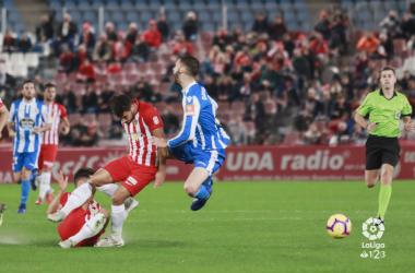 Foto. La Liga 1/2/3