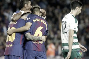 Messi vuelve a hacer de las suyas