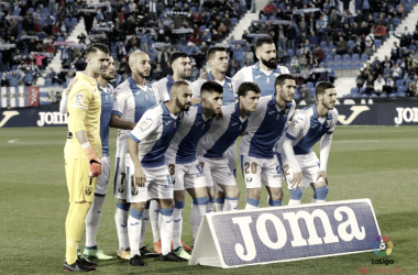 El Leganés quieredar un paso adelante | Foto: LaLiga.es