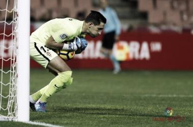 """""""La eliminación del playoff fue un palo muy duro"""" // Foto: LaLiga"""