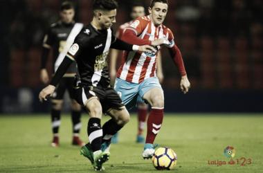 Imagen del partido de la primera vuelta | LaLiga.es