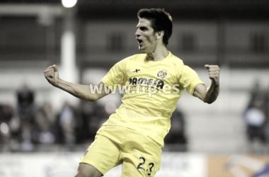 Gerard Moreno durante su etapa en Villarreal / Foto: La Liga