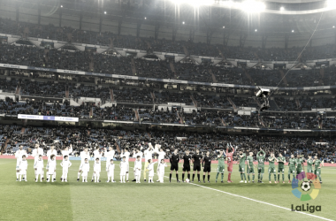 Un centenar de aficionados del Leganés estarán en el Bernabéu