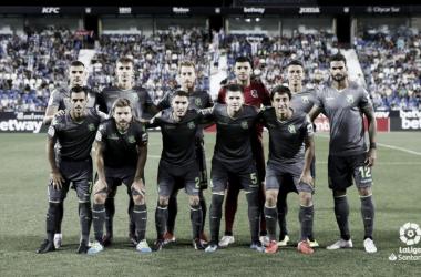 CD Leganés - Real Sociedad: puntuaciones de la Real Sociedad, 2ª jornada de La Liga Santander