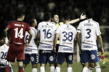CA Osasuna - CD Tenerife: nueva oportunidad de acercarse a la zona alta