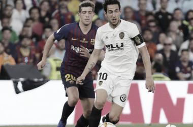 Parejo en la final de Copa | La Liga