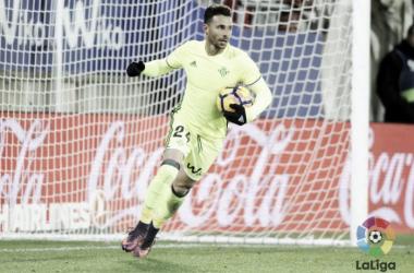 SD Eibar - Real Betis: Puntuaciones del Real Betis, decimotercera jornada de liga