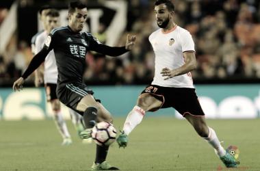 Resumen Valencia 2-1 Real Sociedad en LaLiga 2018