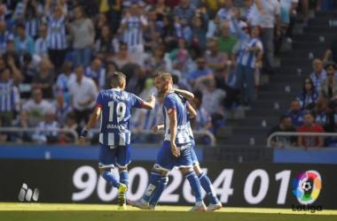 Deportivo - Espanyol: puntuaciones del Dépor, jornada 6 de Liga BBVA