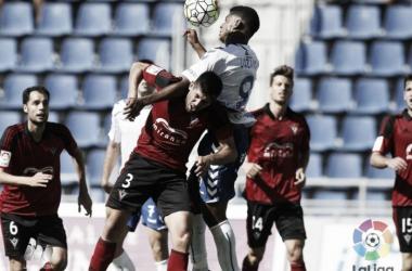 CD Mirandés - CD Tenerife: ganar para mirar hacia arriba