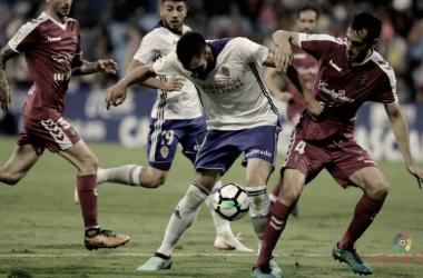 Real Zaragoza - Valladolid: puntuaciones Real Zaragoza, jornada 41 de Segunda División