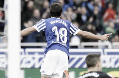 """Mikel Oyarzabal: """"Estoy donde quiero estar, en mi casa"""""""