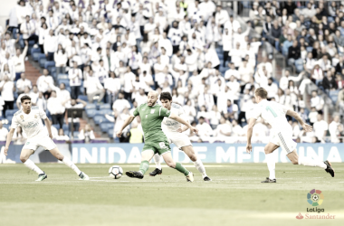 La táctica: un Leganés valiente en el Bernabéu