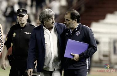 Analizando a Enrique Martín, entrenador del Albacete