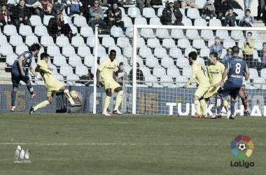 """El Villarreal tiene levantado """"un muro"""" en el Madrigal"""