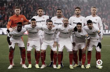 Standard de Lieja-Sevilla FC: Puntuaciones del Sevilla FC, jornada 5 de la Europa League