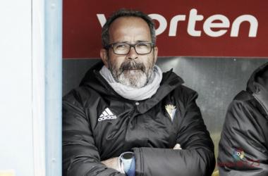 """Álvaro Cervera: """"Éramos conscientes de que iban a jugar así"""""""