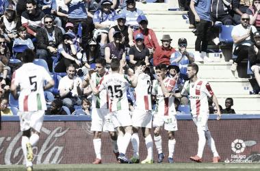 El CD Leganés intentará buscar una victoria para que le acerque a la permanencia