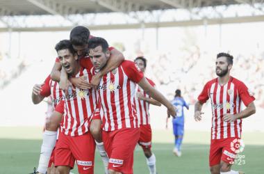 Foto. La Liga 123