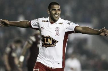 Wanchope emigra al fútbol brasilero. /Fuente: TyC Sports.