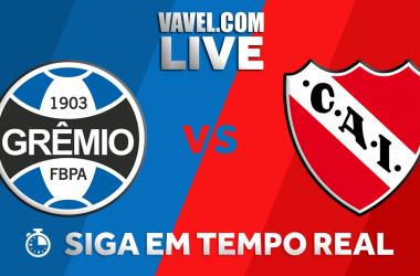 Grêmio x Independiente AO VIVO online pela RecopaSul-Americana 2018 (0-5/-0-4)