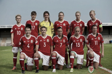 Wales played well, but Norway were too good in the end. (Photo: FA Wales)