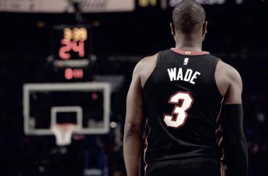 """Dwyane Wade: """"Anunciaré mi decisión a su debido tiempo"""""""